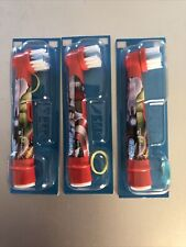 Oral-B Stages Power Replacement Brush Heads  kids - Marvel Set Of 3