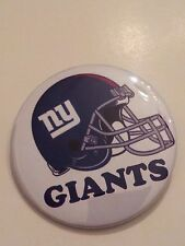 NY GIANTS -, NFL COLLECTORS BUTTON
