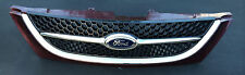 Ford Fairmont AU GHIA grille - honeycomb mesh with chrome mould surround + line