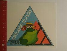 Aufkleber/Sticker: WDR aktuelle Stunde (120117170)