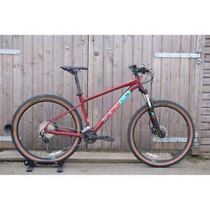 "Marin Bobcat Trail 4 ex-hire Trail Mountain Bike Hardtail 27.5"""