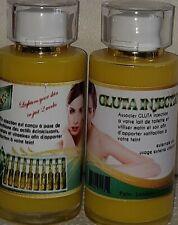 Concentré glutathione  perfecteur  révélatrice zéro défaut peau  ne revitalisé