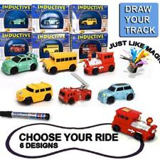 Inductive Car Toy Automatic Follow-Line You Draw Novelty Cars Gift(Random Style)