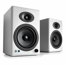 Audioengine A5 Wireless Powered Speakers (pair) Colour White