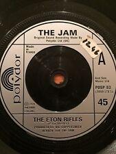 THE JAM - 1979 Vinyl 45rpm Single - THE ETON RIFLES