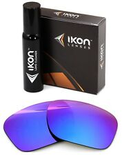 Polarized IKON Replacement Lenses For Costa Del Mar Double Haul - Violet