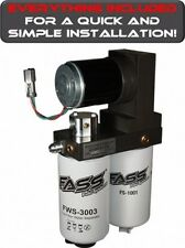 11-16 Fass Titanium Series Fuel Lift Pump 125GPH & 0-600HP Ford Powerstroke 6.7L