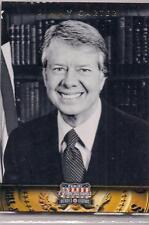 2012 Panini Americana Heroes & Legends Jimmy Carter