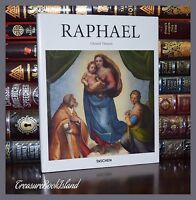 Raphael Santi Renaissance Art Paintings New Sealed Deluxe Large Hardcover