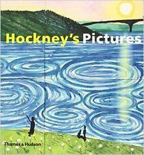 Hockney's Pictures New Paperback Book David Hockney