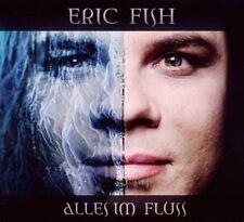 ERIC FISH Alles im Fluss CD Digipack 2010