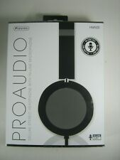 Sentry Premium Headphone with In-Line Microphone HM500 Silver Black