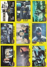 Topps 1989 Batman The Movie Series 2 (You Pick Pick 1 Card)