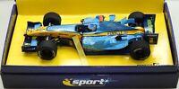 C2581A Scalextric Renault R24 F1 #7 Team Spirit Ltd Edition 1/32 slot car