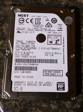 "HGST 5K100-750 750GB 5400RPM 2.5"" Laptop Notebook SATA Hard Drive HDD"