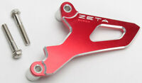 Zeta Red Front Sprocket Cover For Honda CRF450 R 05-07,CRF 150R 07-16 ZE80-9045