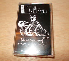 VOIVOD Anachronism - Live Demo 25/06/83 + Demo#1 Limited to 60 copies numbered