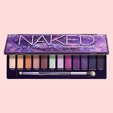 Urban Decay Naked Ultraviolet Eyeshadow Palette.