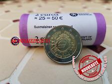 2 Euro Commémorative Finlande 2012 - 10 Ans de l'Euro TYE UNC NEUVE