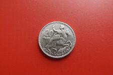 * raramente! Grecia 20 drachmai plata 1960 * Paul I. (box 2)