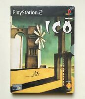 ICO Limited Collectors Edition (Playstation 2) Sealed New Ultra Rare PAL EUR