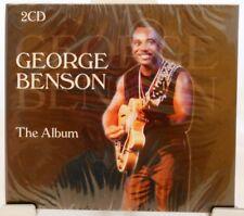 GEORGE BENSON + THE ALBUM + forte Compilation avec 20 chansons sur 2 CD +