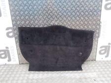 Porsche boxster 987 capot moteur tapis revêtement noir 98755103903