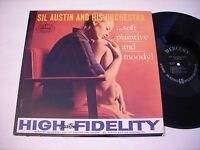 Sil Austin and his Orchestra Soft, Plaintive and Moody 1960 Mono LP
