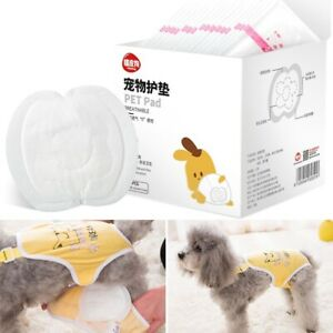 Disposable Diaper Pads Dog Cat Nappy Mat Absorbent Pads Self-adhesive Breathable