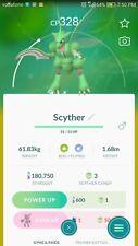 Pokemon go Shiny Scyther  ❤