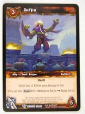 WoW: World of Warcraft Cards: ZUL'JIN 115/202 - played