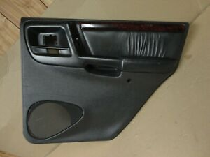 para Jeep Grand Cherokee WJ 1999 2004 8 Piezas Piezas de la Cubierta de la manija de la Puerta del autom/óvil Reemplazo Manijas de Las Puertas Exteriores Negras Manijas de Las Puertas Exteriores