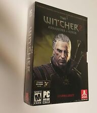 NEW MINT Factory Sealed The Witcher 2 Assassins of Kings Premium Edition PC-DVD