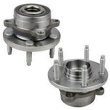 2 Front/Rear Left Right Wheel Hub 5 Lug Bearing Assembly for Ford Explorer AWD