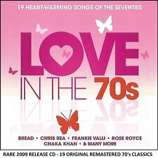 Best Greatest 70's Hits CD Frankie Valli Bread Andrew Gold Faces Chris Rea Darts
