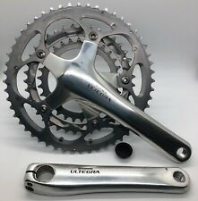 Shimano ULTEGRA FC-6603 10spd Triple Crankset 170mm 52/39/30 VERY GOOD USED