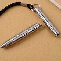 Portachiavi portatile mini strumento tattico in acciaio inossidabile