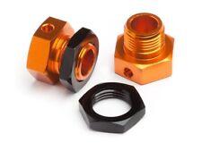 HPI Racing 6.7mm Hex Wheel Adapter Trophy Buggy (Orange/Black) - HPI101792