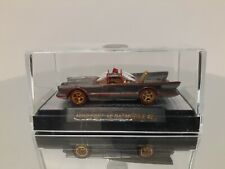 HOT WHEELS '66 TV BATMOBILE BY RALPH'S CUSTOMS SIGNED BY GEORGE BARRIS MAUI FEST