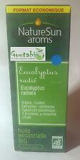 NatureSun Aroms - Huile essentielle Eucalyptus Radiata Bio - 30 ml