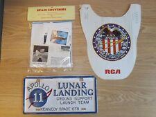 NASA Three Apollo Era Space Souvenirs