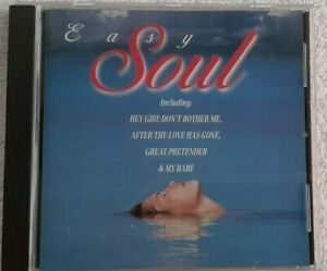 Easy Soul CD - 1994 - Drifters, o'Jays,The Tams, Mary Well - Near Mint Condition