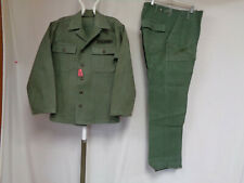 Korean War Era Us Army Fatigue Uniform Medium