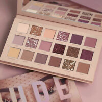 """Huda Beauty 100% AUTHENTIC"""" THE NEW NUDE"""" EYESHADOW PALETTE Full Size"""