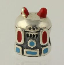 NEW Miss Chamilia Charm - Sterling Silver Girlbot Retired Kids Bead