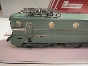 Lemaco HO - 063 Locomotive électrique BB 9003 SNCF Brass idem Fulgurex