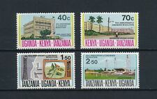 Kenya,Uganda,Tanzania  280-3 MNH, Zanzibar Revolution Anniversary, 1974