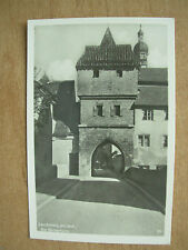 VINTAGE POSTCARD GERMANY - LANDSBERG AM LECH