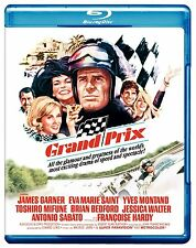 GRAND PRIX (James Garner)   -  Blu Ray - Sealed Region free