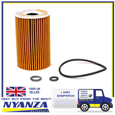 MAHLE Oil Filter Audi A1 A3 A4 A5 A6, Seat, Skoda, Volkswagen VW - OX388D (Fits: